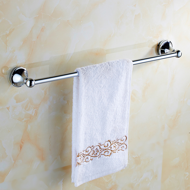 towel bar with towel. Customize 30-50CM Stainless Steel Bathroom Towel Bars Racks, Hotel Wall Mounted Rack Bar With E