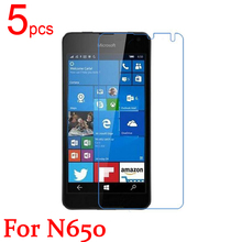 5pcs Ultra Clear/Matte/Nano anti-Explosion LCD Screen Protector Film Cover For Microsoft