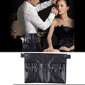 1 pcs Ultra-prático Maquiagem Caso de Alta Qualidade PU Material de Escova da Composição Titular Maquiagem Caso Para Viajar Fácil de Tomar