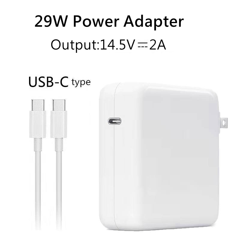 Youpin 29W 14 5V 2A USB C Power Adapter Type C PD Charger For Latest font