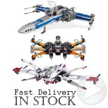 420pcs LELE Star The Clone Wars ARC-170 Wars Starfighter Set Building Blocks Bricks Educational kids Toys brinquedos