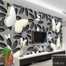 Beibehang Custom 3d TV wallpaper background wall paper seaml