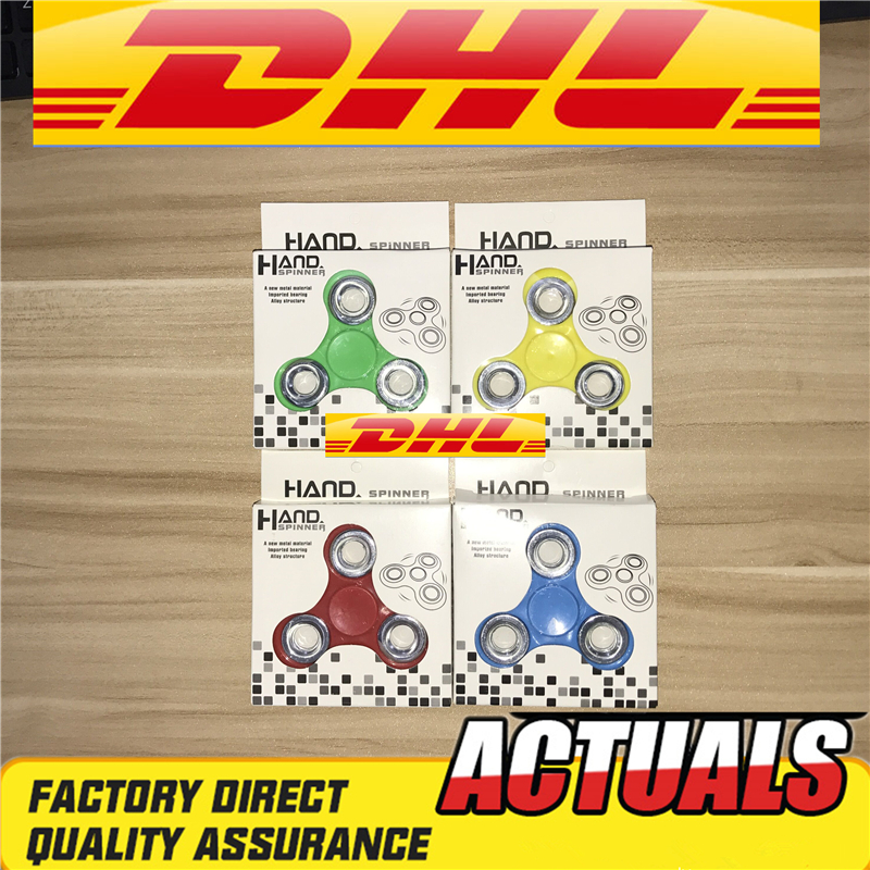 30pcs/lot Free Shipping DHL Tri-Spinner Plastic EDC Hand Spinner For Autism and ADHD Fidget Spinner Rotation Long Time Toys spinner fidget toy plastic edc hand spinner for autism and adhd rotation time long anti stress toys