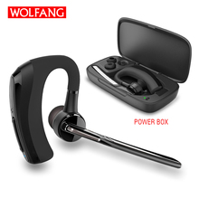 Newest Bluetooth Headset BH820 stereo Handsfree Wireless Earphone Headphones smart Car call Business Headset with Power Bank Box 2019 newest bh820 wireless earphone stereo handsfree bluetooth headphone smart car call business bluetooth headset for all phone