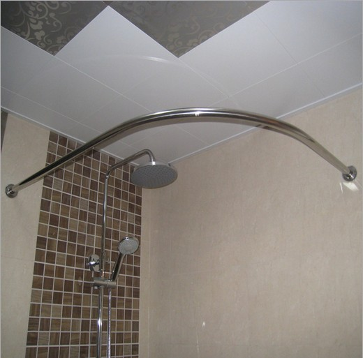 Curved U L 304 Fan Shaped Brick Corner Shower Room Semicircular Arc Bathroom