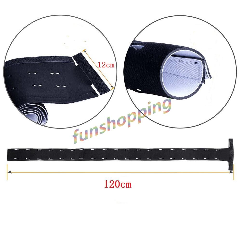 50cm/1m/1.2m Cable Management Sleeve Flexible Neoprene Cable Wrap ...
