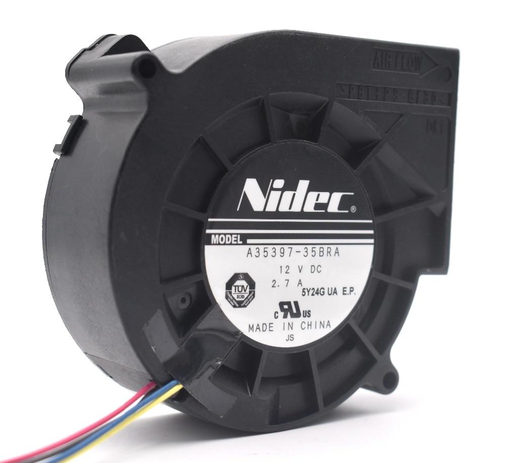 New Original NIDEC 9733 turbo fan s