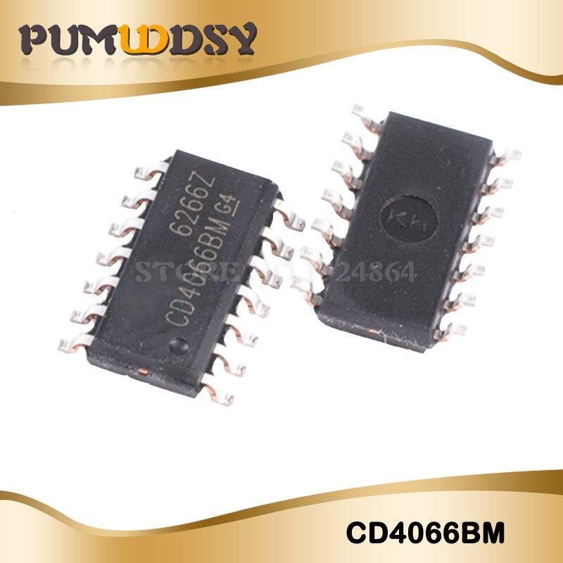 20PCS/LOT CD4066BM CD4066 4066BM 4066 SOP14