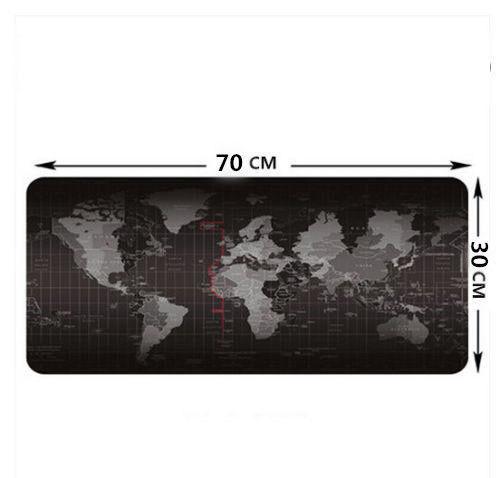 Grande Taille 700*300*3 MM Carte Du Monde Vitesse Jeu Tapis de Souris Tapis Ordinateur Portable tapis de Souris De Jeu Rapide personnalisé 3D impression en caoutchouc Document Plateaux