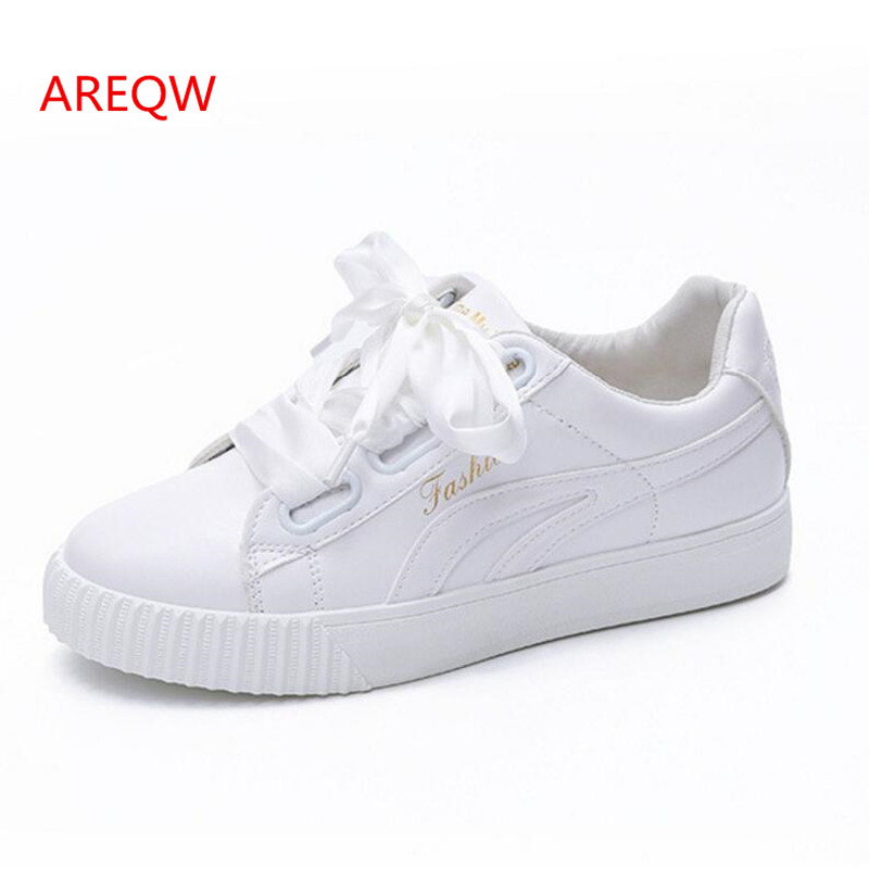 The new 2017 spring breathable white shoe female han edition platform platform shoes casual shoes female students concept of vortex female student individuality creative watch han edition contracted fashion female table