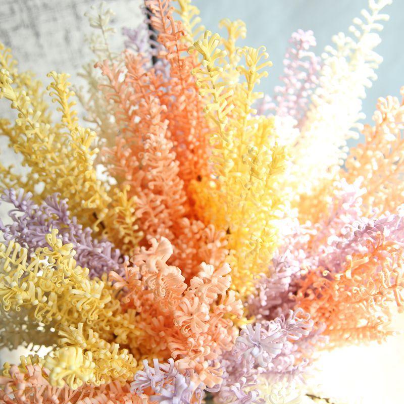 Modern Foam Flower Wall Decor Composition - Wall Art Collections ...