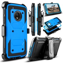 YUMQUA Cover Case For Motorola Moto Z2 Play/Z2 Force Shock Adsording Hybrid Rugged Impact Protective for motorola z2 Phone
