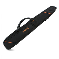 MoonEmbassy Clarinet Bag Waterproof 20mm Cotton Padded Clarinet Case Woodwind Instruments Bag Accessories