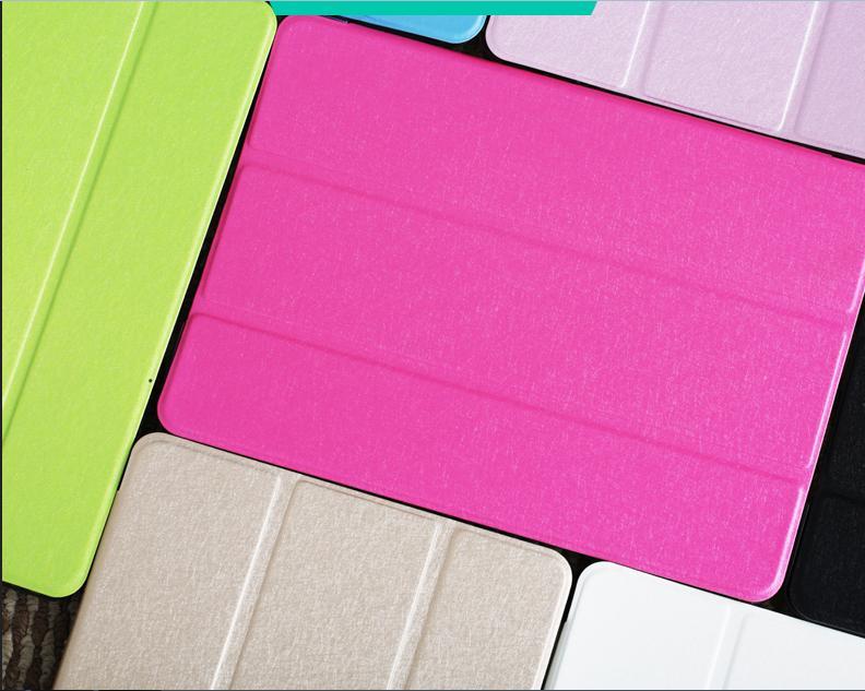 Stand de lux Ultra-subțire din piele Protecție Shell Shell pentru - Accesorii tablete