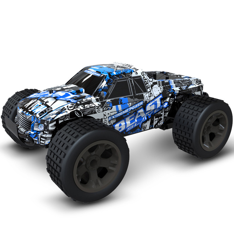 Electric 1:20 Rc Cars 4WD Shaft Drive Trucks 2017 High Speed Radio Control Brushless Cars Scale Super Power Toys for Children TL