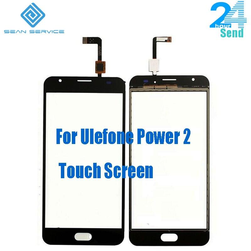 Für Ulefone Power 2 Touch Panel Perfekte Reparatur Teile + Werkzeuge l 5,5 zoll Power 2 Origina Touchscreen