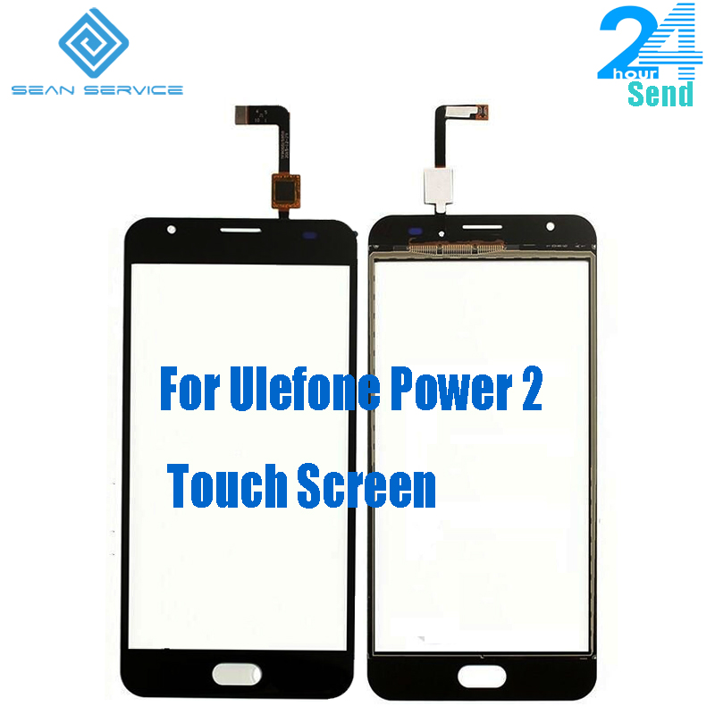 For Ulefone Power 2 Touch Panel Perfect Repair Parts +Tools l 5.5 inch Power 2 Origina Touch Screen
