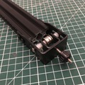 CR-10 2040 алюминиевый профиль y-оси синхронный натяжитель ремня для Creality CR10 3D принтер натяжитель 3d принтер аксессуар