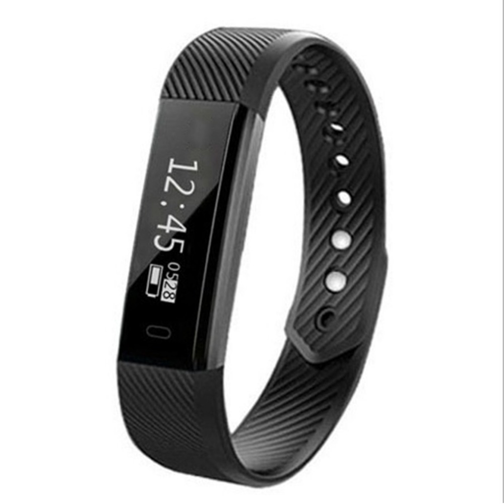 Outdoor Hiking Pedometers Bluetooth Step Counter Pedometer Step Tracker Sport Bracelet Sleep Monitor walking Fitness WristBand