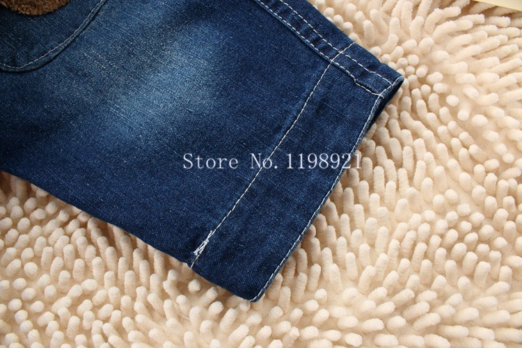 Kids Jeans Overall (6)