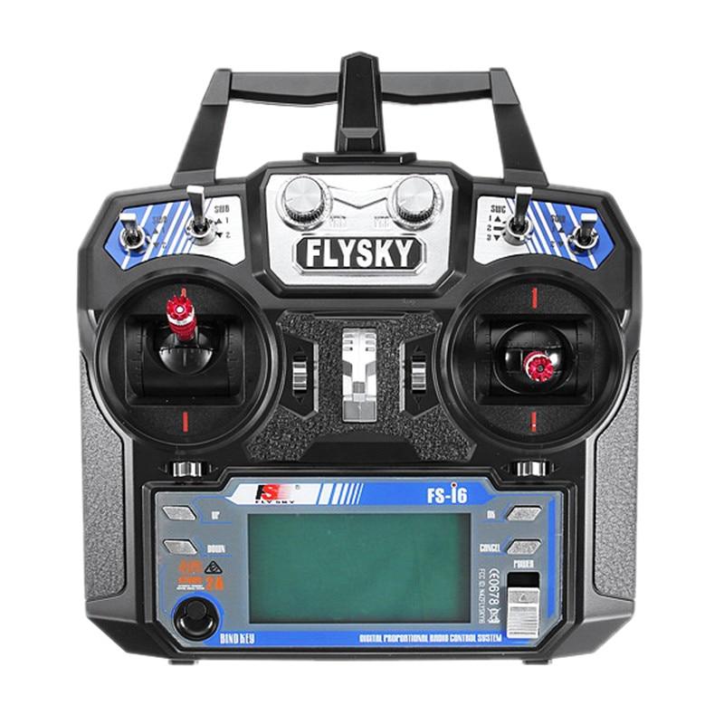 FlySky i6 FS-i6 2.4G 6CH AFHDS RC Transmitter Without Receiver