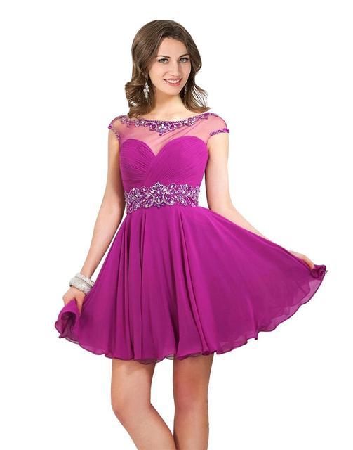 Contemporáneo Baile Vestido Corto Componente - Ideas para el ...