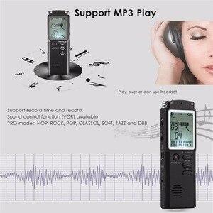 Image 5 - 8 ギガバイト 16 ギガバイト 32 ギガバイト音声レコーダー USB プロ 96 時間ディクタフォン VAR デジタルオーディオボイスレコーダー/ VOR 内蔵マイク