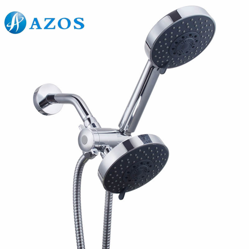 ₪Bathroom Five Function Handheld Shower and Showerhead Combo System ...