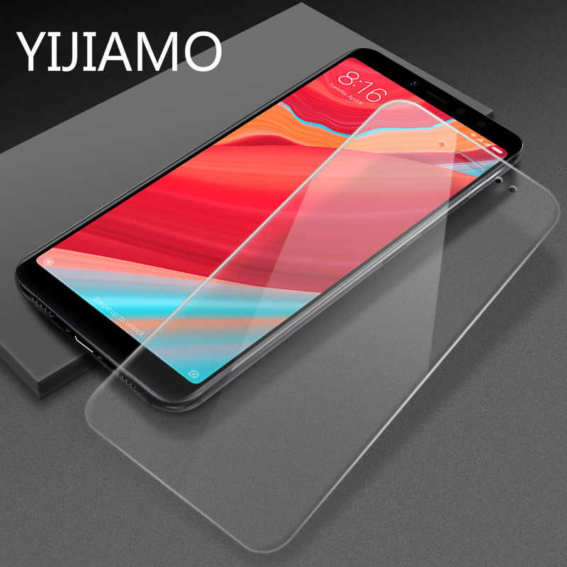 Full Cover Tempered Glass For Xiaomi 8 se Mi A1 A2 lite Redmi 5 Plus 6 6A 4X S2 Redmi Note 6 Pro Note 4 4X Screen Protector Film