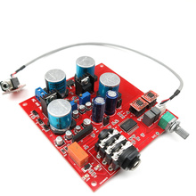 TPA6120A2เครื่องขยายเสียงหูฟังHi Fi FeverหูฟังAmp OP275 Preamplifier OP AMP With Volume Control