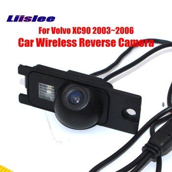 Liislee Wireless Back Camera For Volvo XC90 2003~2006 / Car Reverse Rear View Camera / HD Night Vision / Plug & Play