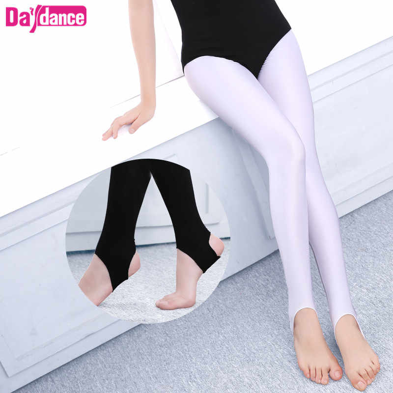 514451915178 Detail Feedback Questions about Girls Kids Ballet Stirrup Tights ...