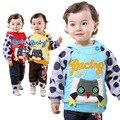 Anlencool бренд детская одежда набор Корейской версии новых осенью и зимой детская одежда сова стеганые модели детская одежда