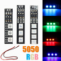 Best Price RGB DC5V/12V/16V 7 Colors 5050 SMD Strip Night Light LED Board With DIP Switch For FPV 250 With Power Cord