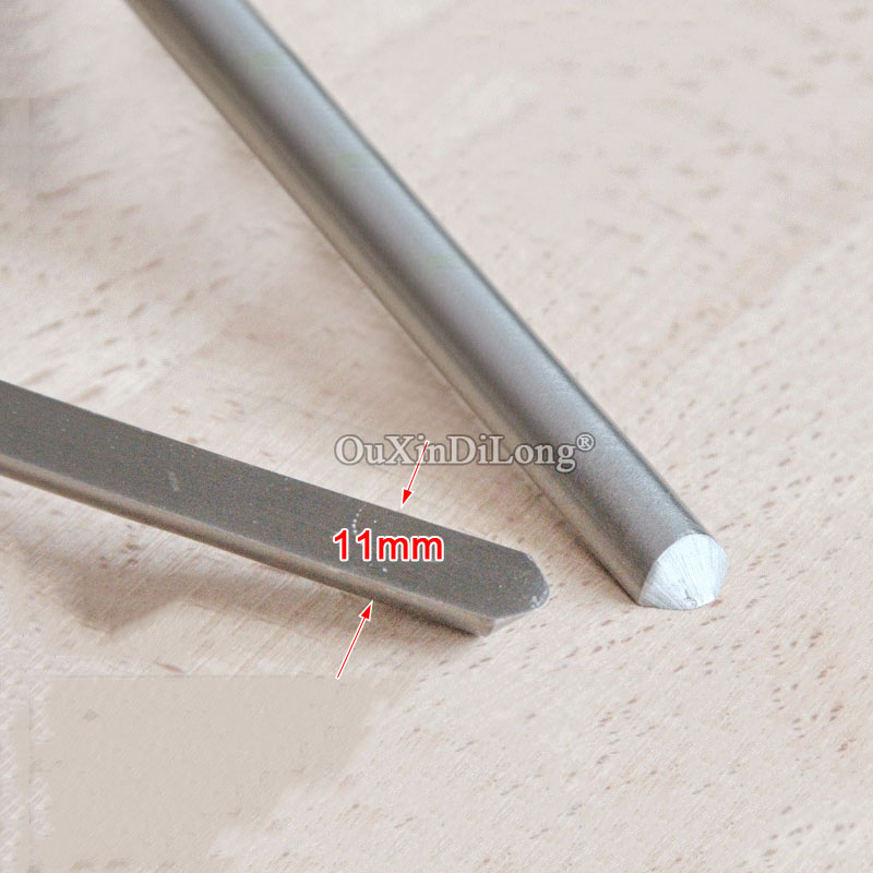 1PCS High Speed Steel A2025 HSS Finishing Skew Chisel Woodturning Tool JF1680
