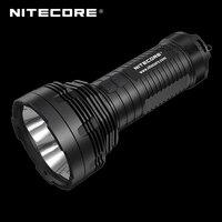 Крошечный Монстр Nitecore TM16GT ultra длинный диапазон 1003 м ручной прожектор фонарик 3600 люмен 4 CREE XP L Hi V3 светодиоды