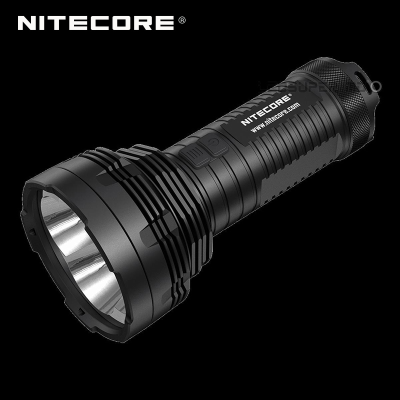 Tiny Monster Nitecore TM16GT Ultra Long Range 1003m Handheld Searchlight Flashlight 3600 Lumens by 4 CREE