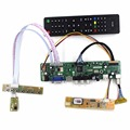 TV/HDMI/VGA/AV/USB/AUDIO controller Board LCD trabajo para 15.4 pulgadas 17.3 pulgadas 1440x900 Panel lcd 30Pin
