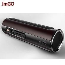 100%Original JmGO P1 3D DLP Projector Portable Pocket Smart Theater Support 1080P Hi-Fi Bluetooth WIFI Android Proyector Beamer