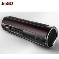 100 Original JmGO P1 3D DLP Projector Portable Pocket Smart Theater Support 1080P Hi Fi Bluetooth