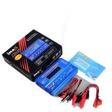 Nouveau iMAX B6 LCD Écran Numérique RC Lipo NiMh Équilibre de La Batterie chargeur + B6AC Lipo Charge XT60/T Plug Adaptateur Conseil 2-6 S