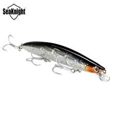 SeaKnight SK008 Minnow Fishing Lures 5Pcs/Lot Wobblers 125mm 20g 0.3-0.9M Hard Bait Long Casting Minnow Fishing Accessories