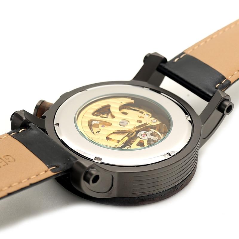 BOBO BIRD Πολυτελή μάρκα ανδρών μηχανική - Ανδρικά ρολόγια - Φωτογραφία 5