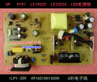 Original HP 20WD Power Supply Board LE2202X LE1902X Power Board ILPI 309 6 Pin LED