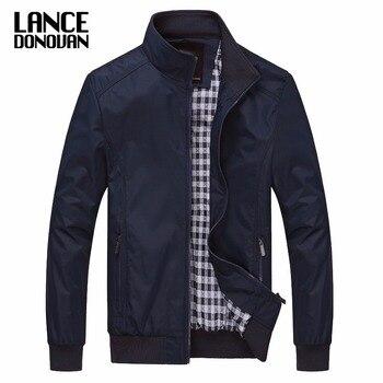 Casual Jacket Outerwear Mandarin Collar