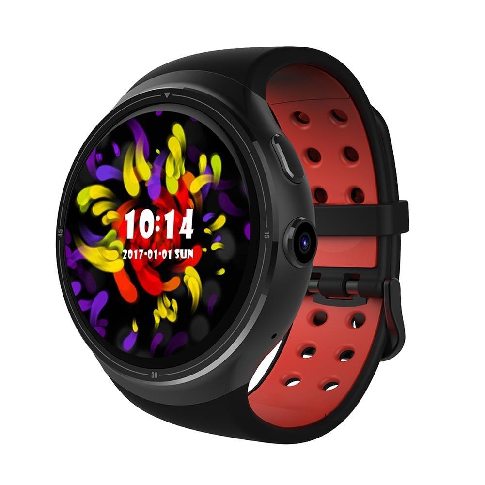 Z10 3g 4 ядра Smartwatch 1,39 HD Сенсорный экран MTK6580 Android 5,1 Wifi gps Bluetooth 2MP Камера Смарт часы для Android IOS
