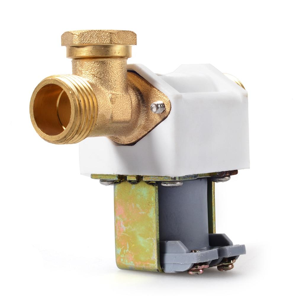 Xcsource 24vdc 12 Electric Solenoid Valve Water Air Flow Switch Nc Normal Closed Bi304 kopen