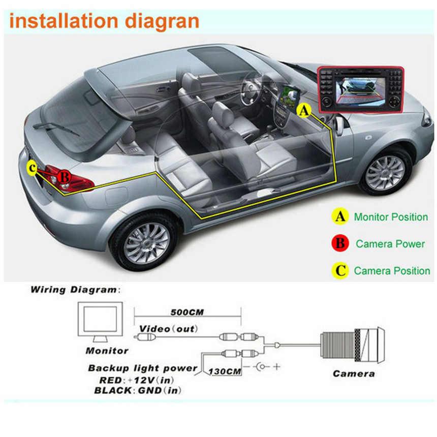 Liislee For Toyota Alphard Vellfire Ggh20 Parking Rear View Camera Reverse Backup Camera Aliexpress