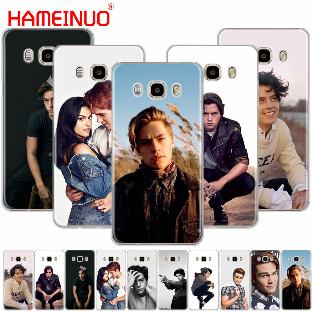 HAMEINUO American TV <font><b>Riverdale</b></font> Cole Sprouse cover <font><b>phone</b></font> <font><b>case</b></font> for <font><b>Samsung</b></font> <font><b>Galaxy</b></font> J1 J2 <font><b>J3</b></font> J5 J7 MINI ACE <font><b>2016</b></font> 2015 prime image