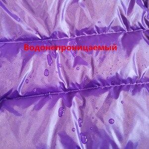Image 5 - Conjunto de 2 unidades de chaqueta y pantalones para niño, ropa de invierno para niño de 1 a 12 años, prendas de vestir coreanas para niño y niña, prendas de vestir exteriores de piel grande 2019